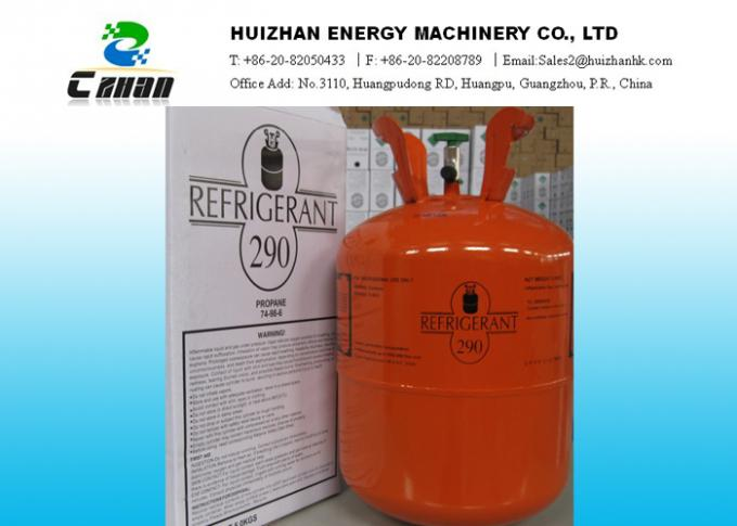 Industrial 74-98-6 Natural Refrigerants R290 Propane Gas In Disposable Cylinder