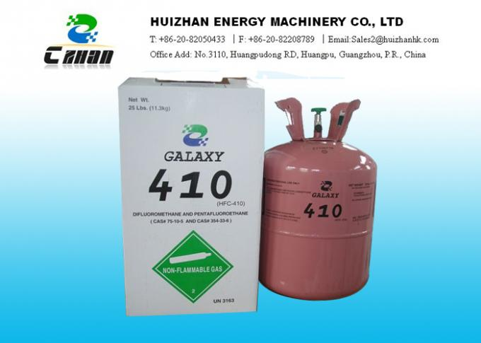 R22 Replacement HFC Refrigerants UN 3163 R410a Refrigerant For Air Conditioning