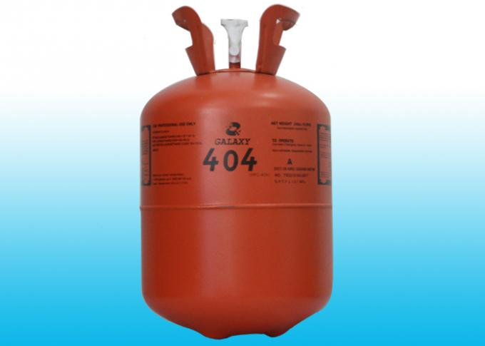 Mixed R404A HFC Refrigerants UN No  3337 Replacement For R22 And R502