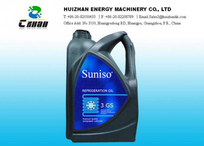 4L refrigeration compressor oil / Suniso compressor lubrication oil