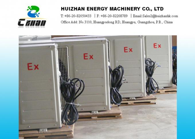 Indoor Outdoor Explosion Proof Air Conditioners With Multi Functions And Automatic Operation