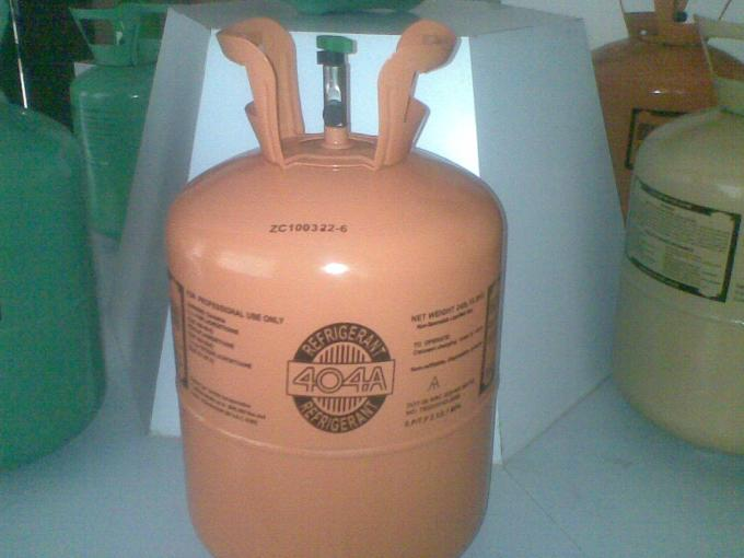 R404A GAS Refrigerant Air conditioning environmental protection HCFC Refrigerant