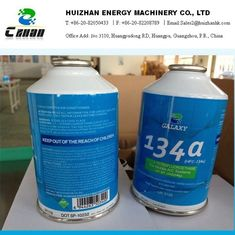China N.W 340g CFC Refrigerants R134a Galaxy And Neutral Packing In Small Can supplier