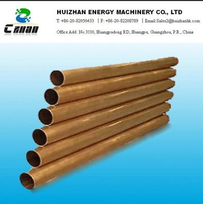 "China Refrigeration Air Conditioning Copper Tube  1 / 8 "" X 50 ' Hard or soft lengths and soft coils supplier"