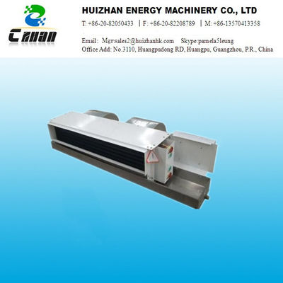 China Air Conditioner horizontal fan coil unit wind plate of FP - WA fan coil Model FP-34WA FP-51W supplier
