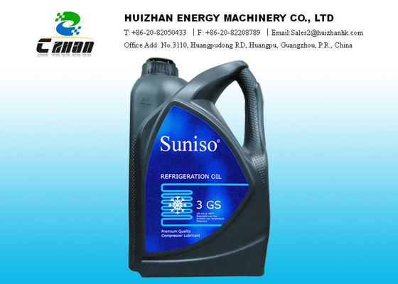 China 3GS 4GS 5GS Refrigerant Oil Suniso Oil With Excellent Lubricity And Chemical Stability supplier