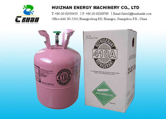 China UN 3163 Mixture HFC Refrigerants High Purity Eco-Friendly R410A Refrigerant For Air Conditioning Applications supplier