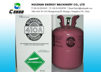 China R22 Replacement HFC Refrigerants UN 3163 R410a Refrigerant For Air Conditioning supplier