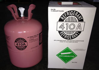 China Eco Friendly Gas R410A HFC Refrigerants High Purity air conditioner refrigerant supplier