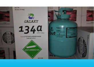 China Galaxy R134A Refrigerant C2H2F4 HFC Refrigerants Cas No. 811-97-2 With 99.9% Purity supplier