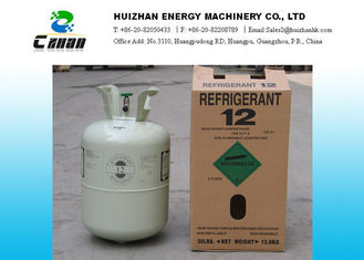 China Pure R 12 Refrigerant  Difluorodichloromethane For R12 System Recovery supplier
