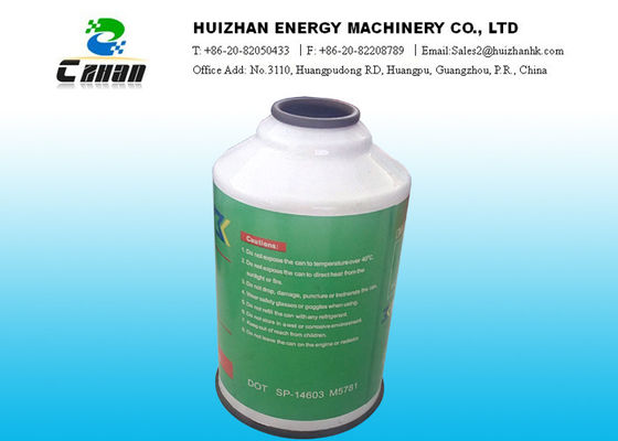 China R406A Mixture CFC Refrigerants Replacement With High Purity In DOT Can supplier