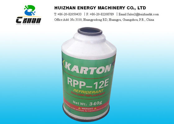 China HCFC R406A Refrigerant R12 CFC Refrigerants Drop in Replacement For R-12 System supplier