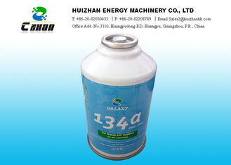 China R12 CFC Refrigerants Retrofit To HFC R134a With Insignificant Ozone Depletion Potential supplier