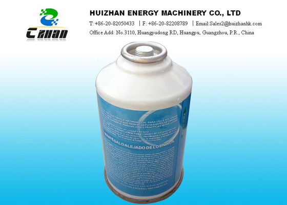 China 99.9% Purity HFC R134a Refrigerant Substitute With Mineral Oil Removed supplier