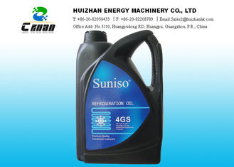 China 4L refrigeration compressor oil / Suniso compressor lubrication oil supplier