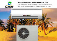 China Wall Mounted Air Conditioners 3500W - 12000W With Heating Function factory
