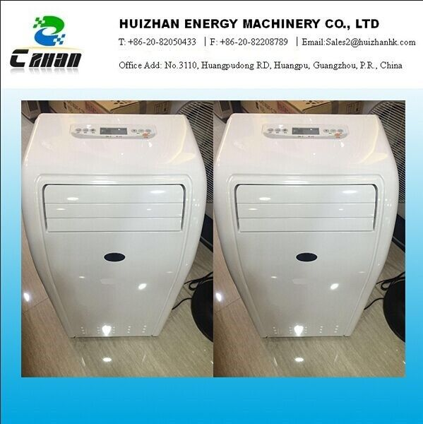 China Heat And Cold Controller Portable Air Conditioner / 220V 9000 BTU Air  Conditioner Supplier