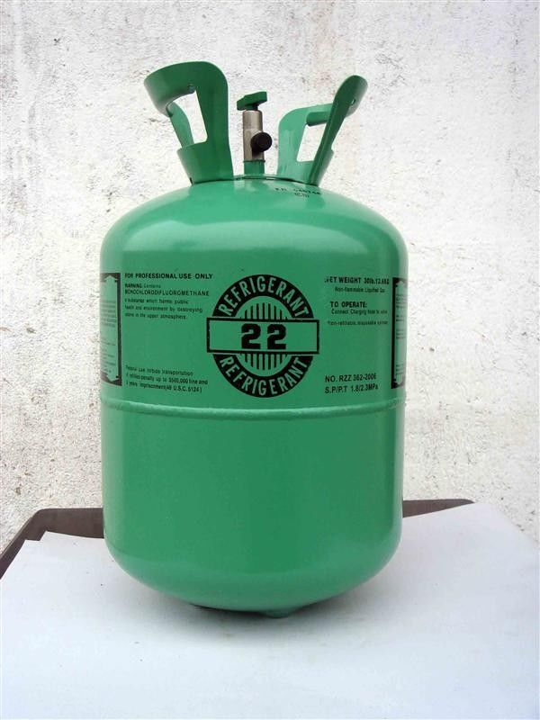 R22 Freon For Sale >> CAS R22 Gas HCFC Refrigerants for Residential and ...