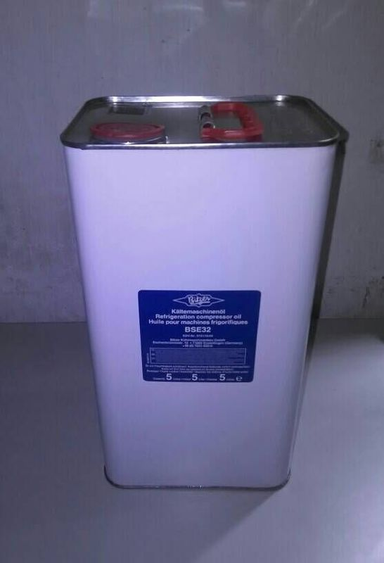 Bitzer Fully synthetic environmental protection refrigerant compressor oil  BSE32 BSE55 BSE170
