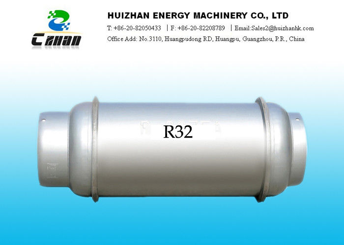 R32 Hfc Refrigerants Ch2f2 In Recyclable Ton Cylinder And