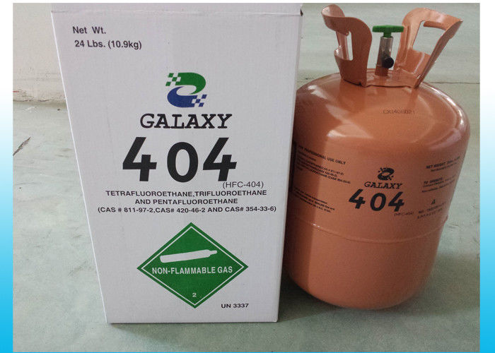 N T  10 9KG Industrial HFC Refrigerants UN No  3337 R404a Refrigerant R22  And R502 Replacement
