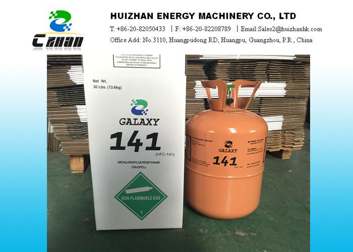 Freon Air Conditioner >> Galaxy HCFC R141B Refrigerant For CFC-11 And CFC-113 Industrial Grade