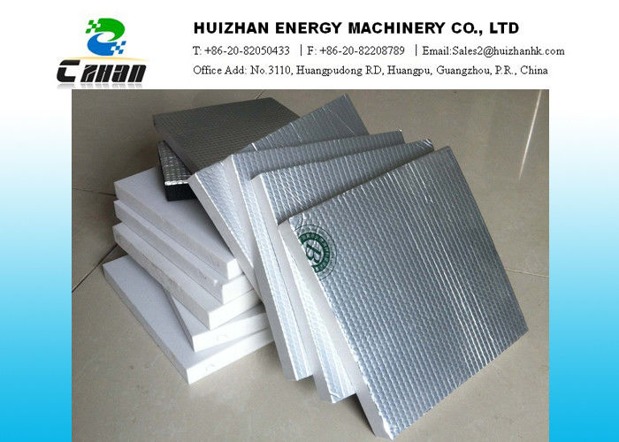 AL Foil Safe And Nontoxic Rubber Foam Air Conditioning