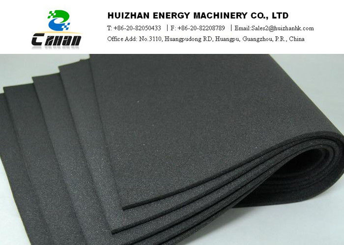 Rubber Plastic Foam Pipe Heat Insulation Sheet With