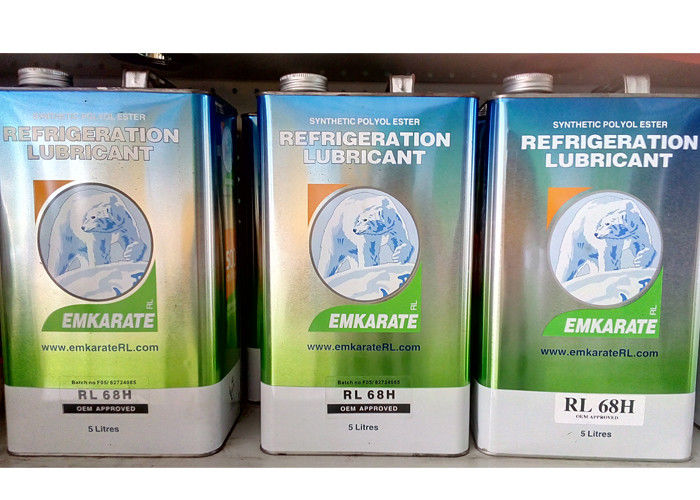 EMKARATE Refrigeration Lubricant compressor oil RL68H For HFC