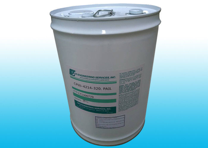 Cpi Synthetic Refrigeration Oil For Screw Refrigeration Or