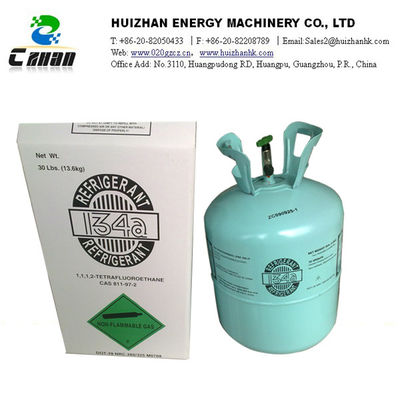 China Refrigerant GAS Environmental protection refrigerants R134 HFC Refrigerants distributor