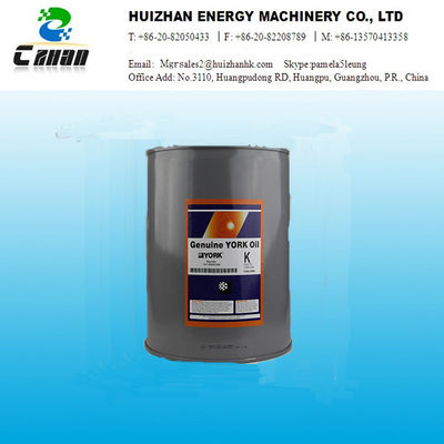 China Environmental protection refrigeration compressor oil Synthesis of frozen oil YORK distributor
