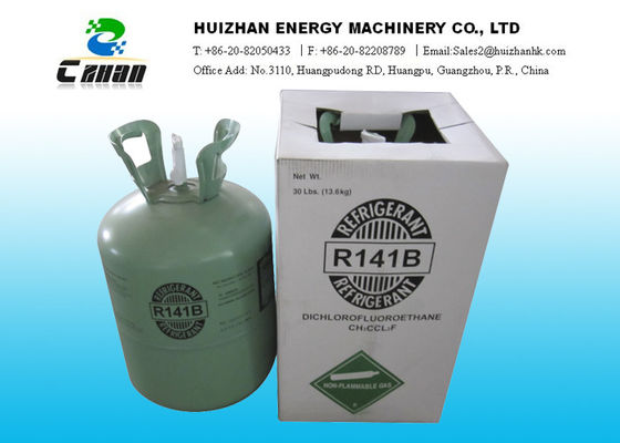 China HCFC R141B Refrigerant With High Purity Replacement For R-11 And R-113 factory