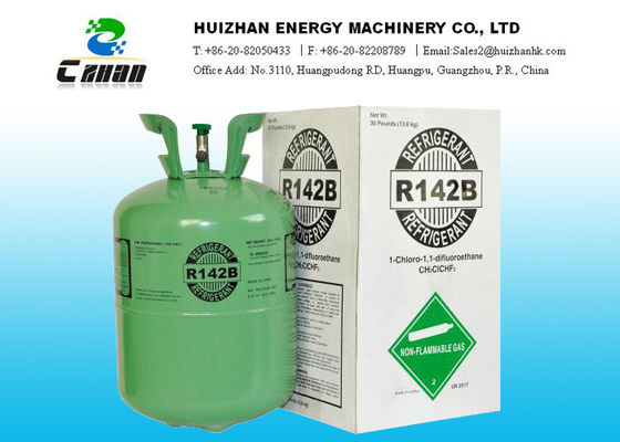 China 75-68-3 HCFC R142B Refrigerant Gas Used For Refrigerants , Intermediate And Etc factory