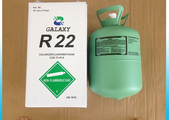 China CHClF2 Freon Gas HCFC Refrigerants 99.98% Purity For Air Conditioning factory