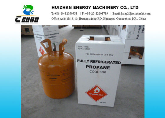 China Fully Refrigeranted R290 Natural Refrigerants For Environment Friendly Air Conditioner distributor
