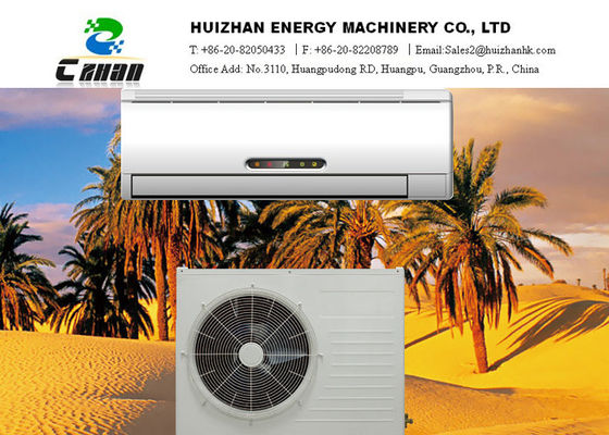 China Wall Mounted Air Conditioners 3500W - 12000W With Heating Function distributor