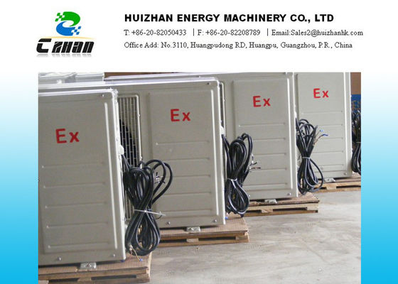 China Indoor Outdoor Explosion Proof Air Conditioners With Multi Functions And Automatic Operation distributor