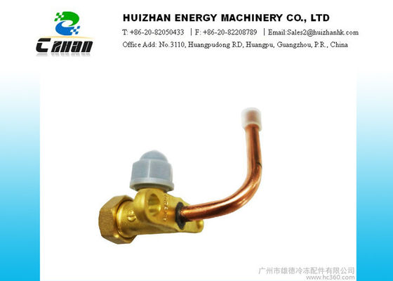 China Refrigeration Service Valve Copper Stop Valve for Split Air Conditioner distributor