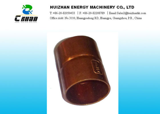 China Air Conditioning Copper Tube Coupling Rolled Stop C X C For Refrigeration distributor