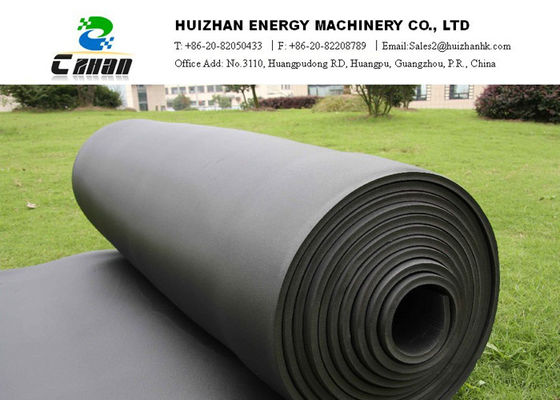 China No PVC And Nonpoisonous Thermal Air Conditioning Insulation Pipe For HVAC System distributor
