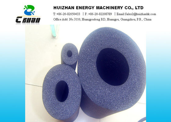China Closed cell Flexible Thermal Foam Air Conditioning Insulation Pipe For High And Low Temperature Resistance distributor