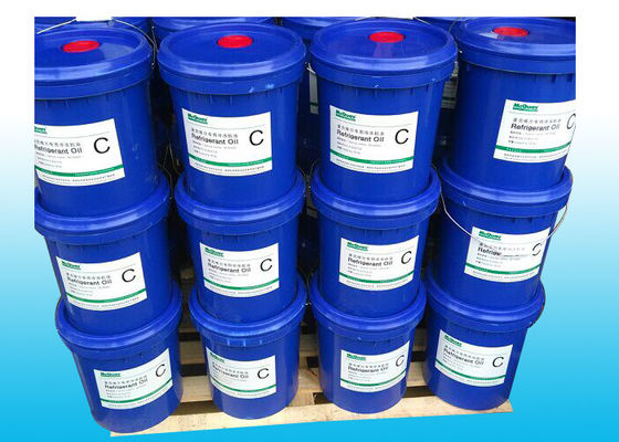 China 20L / Barrel Mcquay C Refrigeration Oil For Central Air Conditioning distributor